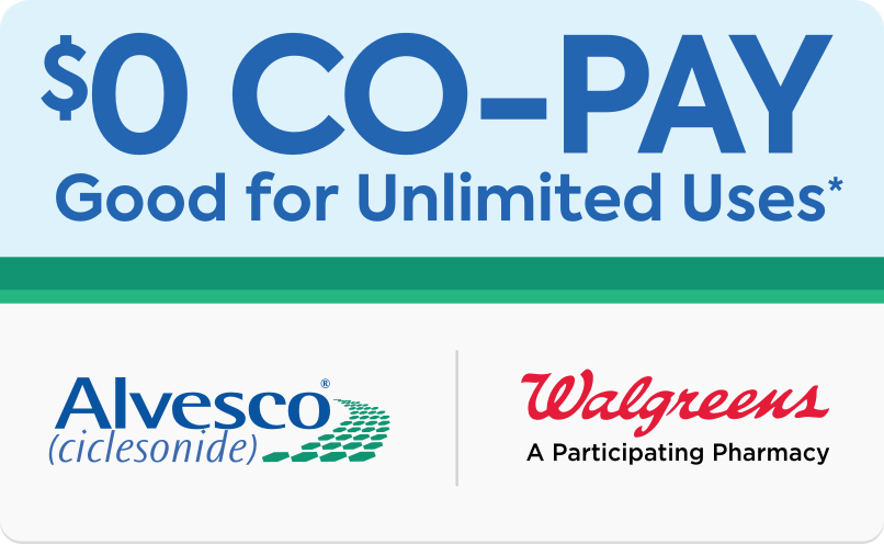 Walgreens $0 Co-pay card